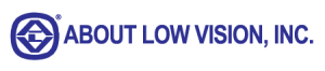 About Low Vision Logo