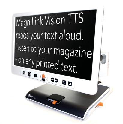 MagniLink Electronic Magnifier Model MLV-13_large